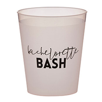Bachelorette  Bash Cups - Light Pink
