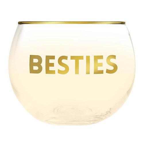 Besties Glass