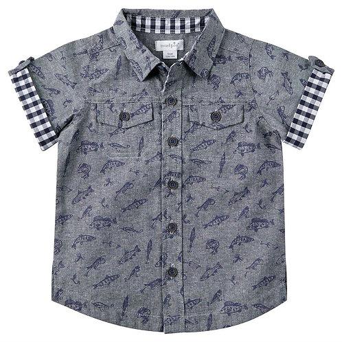 Fishing Resort Shirt