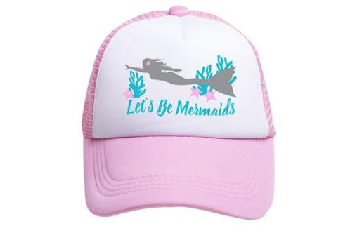 Let's Be Mermaids Hat
