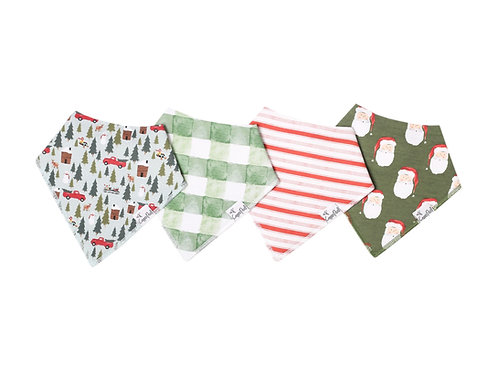 "Baby Bandana Bibs ""Kringle"""