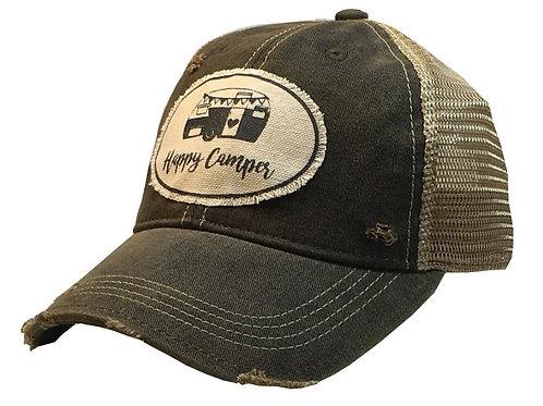 """Happy Camper"" Hat"