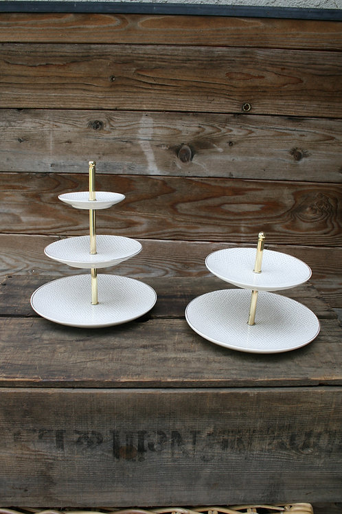 Tiered Plates