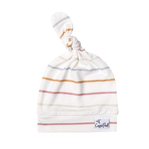 "Newborn Top Knot Hats ""Piper"""