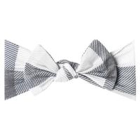 "Knit Headband Bow ""Hudson"""