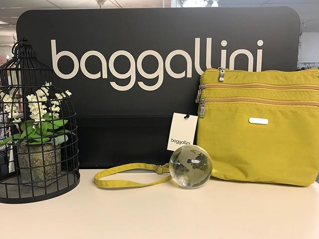 Did you know we carry Baggallini_ They are amazing functional bags that are perfect for everyday wea