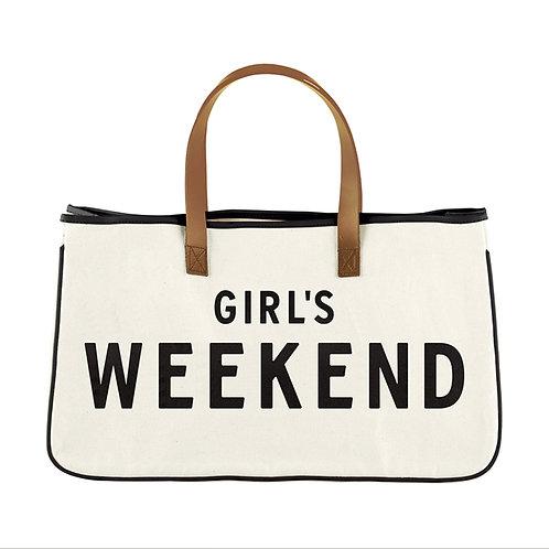 Girl's Weekend Tote