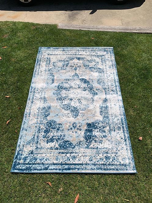Blue Venetian Rug