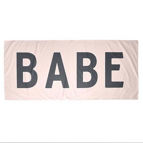 Babe BeachTowel