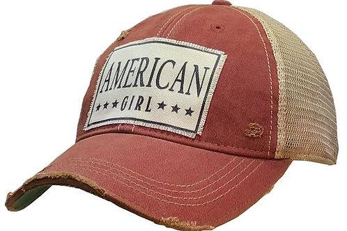"""American Girl"" Hat"