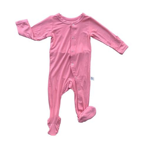 """Kozi & Co Footie """"Cotton Candy Pink"""""""