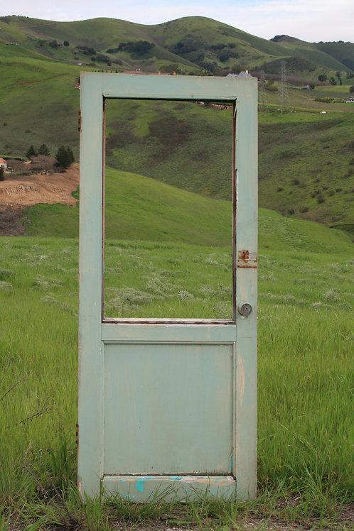 The Hydrangea Door