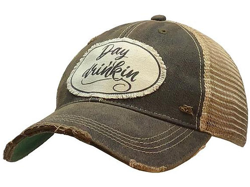"""""""Day Drinkin"""" Hat"""