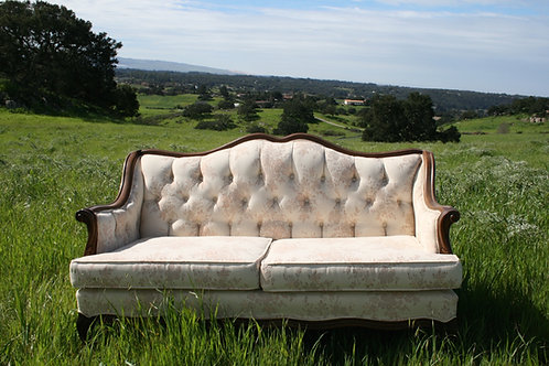 Begonia Loveseat