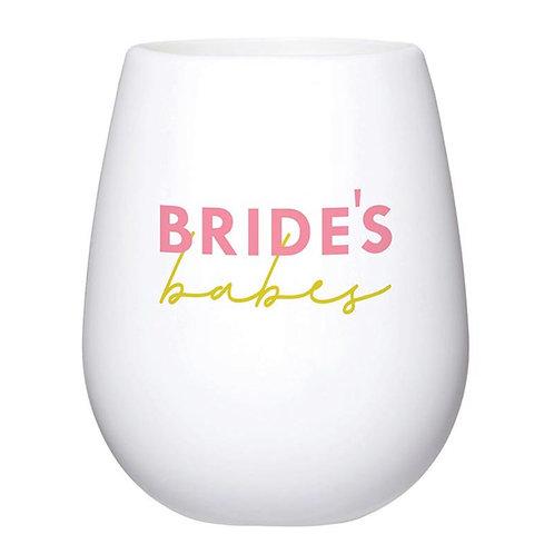 Bride's Babes Silicone Cup