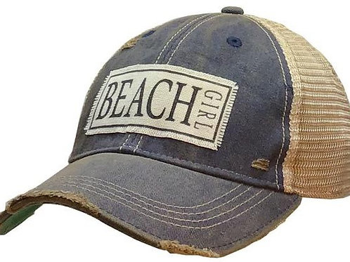 """Beach Girl""Hat"