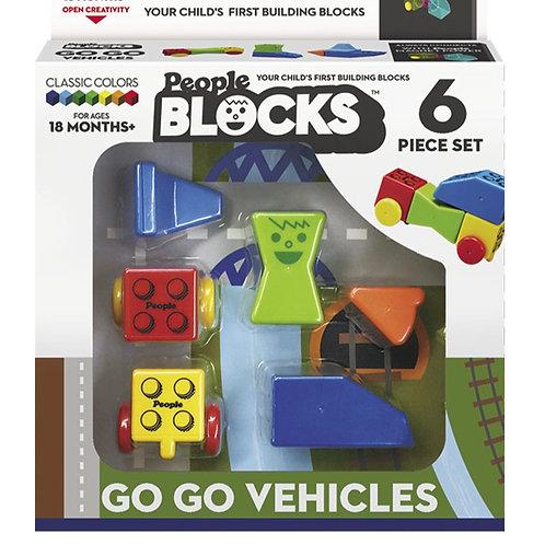 Go Go Vehicles Blocks