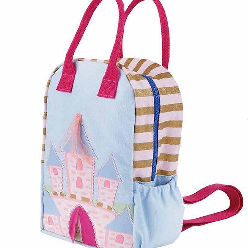 Girl's Castle Backpack