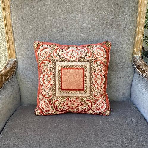 Pink Bohemian Pillow