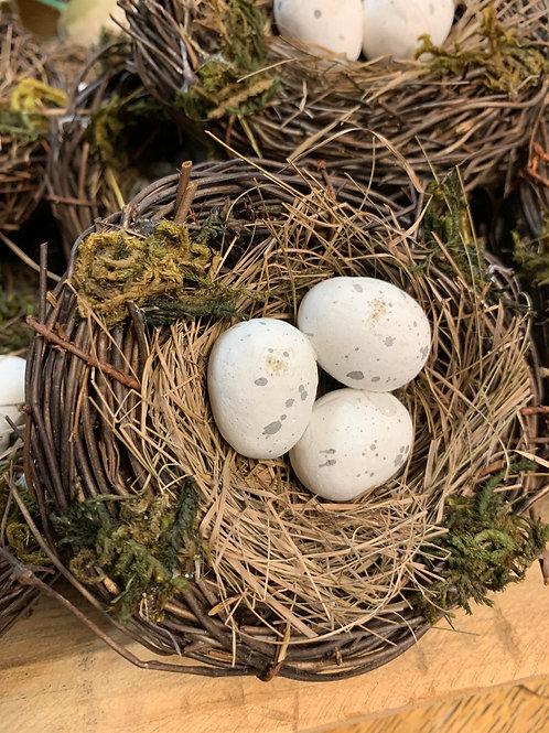 Mossy Vine Nest