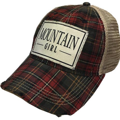 """Mountain Girl"" Hat"