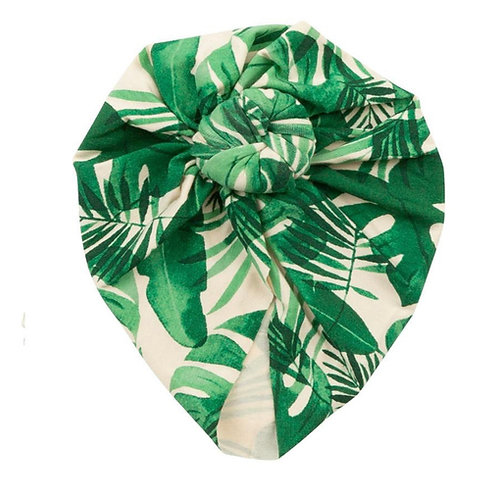 Palm Leaf Headwrap
