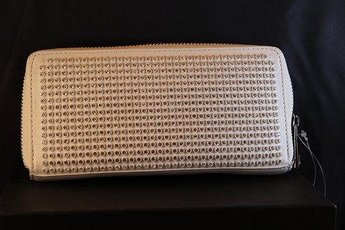 White/Swarovski Crystals Front/BackJAW1008WHITE