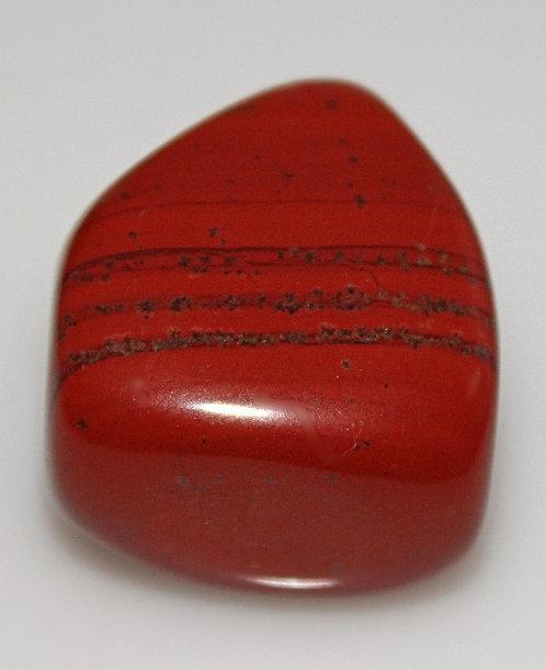 Red Jasper - Dark Striation