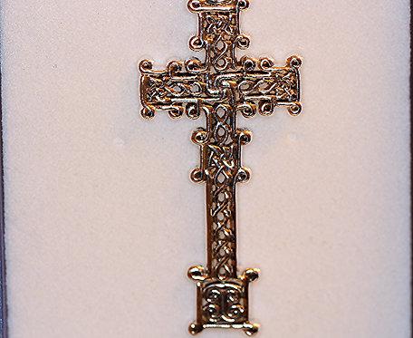 Celtic Sterling Silver Cross
