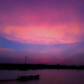 No.44  Pink Skies