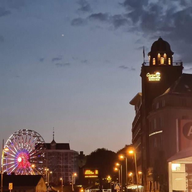 No.28 The Amusement Park