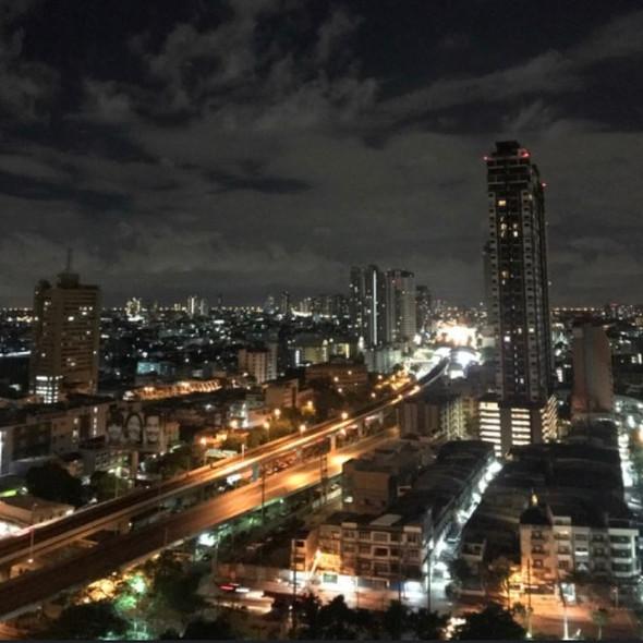 No.49  Moonlight Over Bangkok