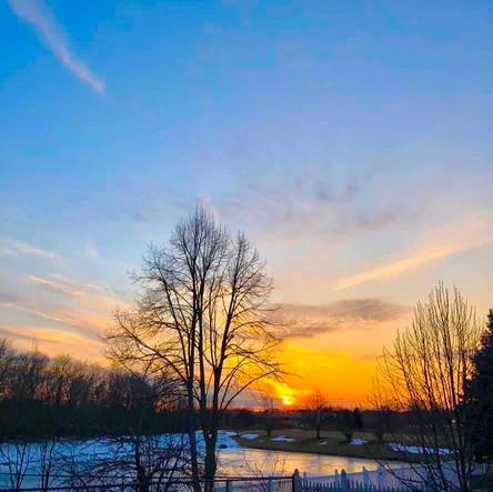 No.7  Beautiful Sunset Countenance