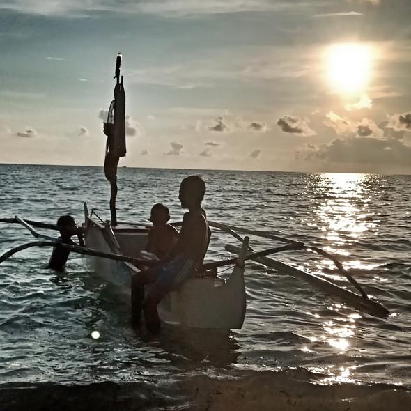 No.10 Joyful Sunset by the Sea
