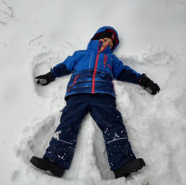 No.34 Little Snowman