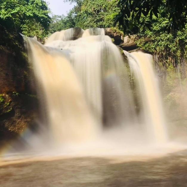 No.8 - Nature Splash