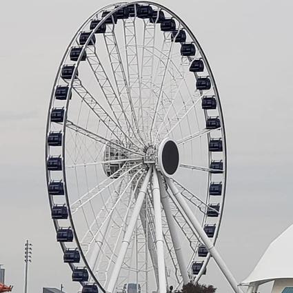 No.32 The Wheel of Mirth