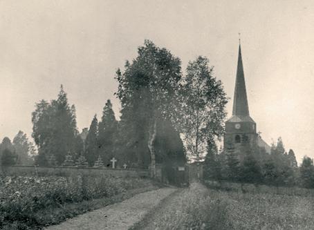19. Mai 2019   Neue Glocken für die Wierataler Kirche
