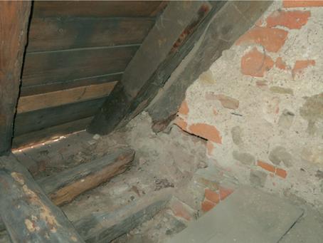 Sanierung der Kirche in Tettau: