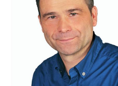 Sören Lange –Neuer Pfarrer in Meerane und Oberwiera