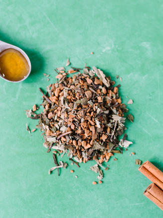 roasted cinnamon