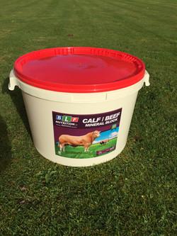 Calf High Protein Tub