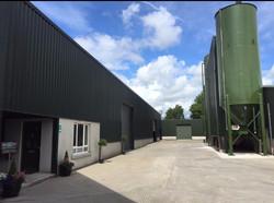 Storage Facilities and Silo's