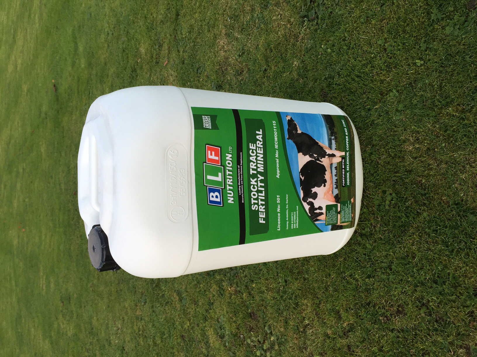 Stocktrace Fertility 25L
