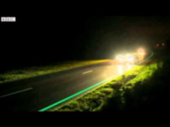 Highway Glow Paint