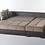 Thumbnail: Ultra Lilyum Vizon Sectional Sofa