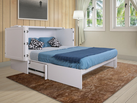 What Size Do Murphy Beds Come In?