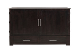 cabinet murphy bed,