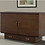 Thumbnail: Traditional Murphy Cabinet Bed Pekoe