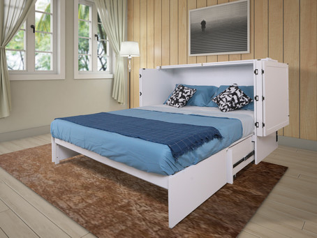 Most Important Questions to Ask Yourself Before Buying a Murphy Bed